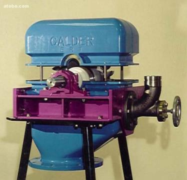 calder 能量回收装置