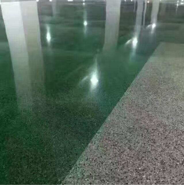 地坪建材公�_工业地坪染色固化剂地坪材料