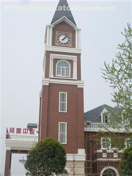 【湖南长沙建筑大钟】,钟塔(景观钟)维修更换】